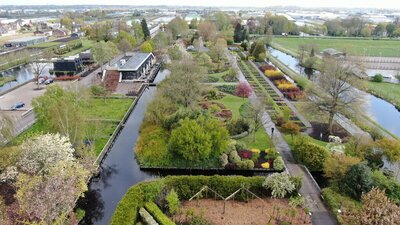 Overzicht Proeftuin van Holland